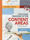 Teaching Reading in the Content Areas: If Not Me, Then Who?  (3rd Edition)