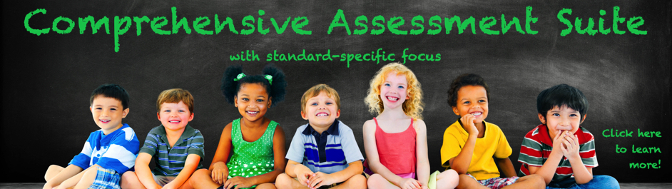 comprehensive assessment suite link