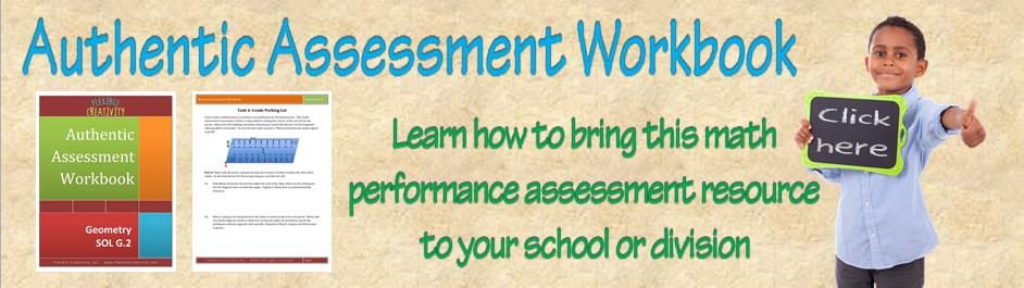 Authentic Assessment Workbook