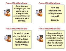 Fan & Pick: Multiplication / Division