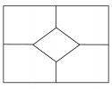 Four Corners/Diamond Board
